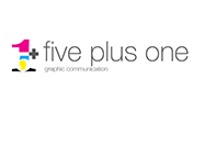 Logo: Five Plus One Graphic Communication